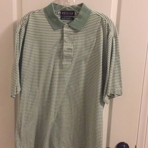 Other - Classic polo shirt by Overton size Large
